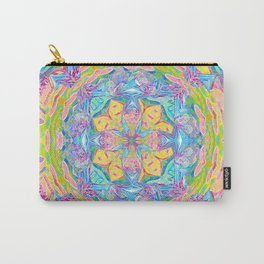 Gentleness and Sweetness Mandala Carry-All Pouch