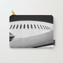 Le Havre | Niemeyer architect | Le Volcan Carry-All Pouch