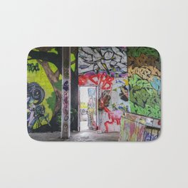Graffiti Art Bath Mat