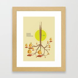 NP 005 Framed Art Print