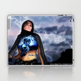 Jugement Laptop & iPad Skin