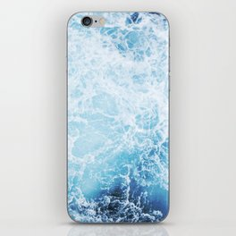 Foamy iPhone Skin