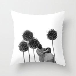 going Throw Pillow