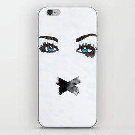 """""""Eyes of Omasha"""" iPhone Skin"""