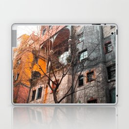 Hundertwasser 4 Laptop & iPad Skin