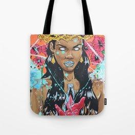 Love On Bloom Tote Bag