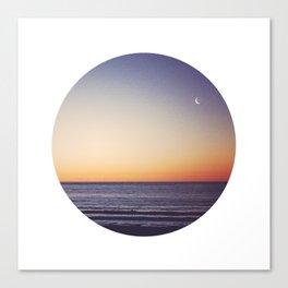 Tasman Twilight Canvas Print