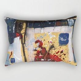 the heart Rectangular Pillow