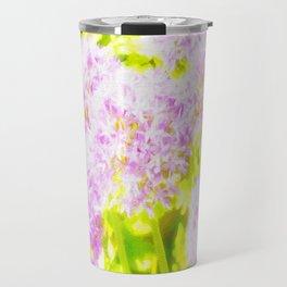 Allium Giganteum - Love Of Flowers Travel Mug