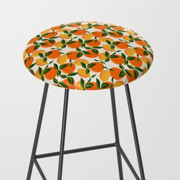 Oranges and Lemons Bar Stool