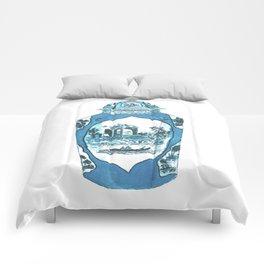 ROYAL WORCESTER JAR Comforters
