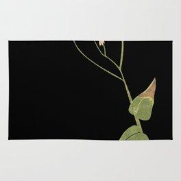 Collage of a Flowering Weed Rug