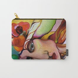 Fruit Lady Carry-All Pouch