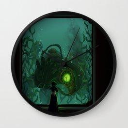 Songbird's Sacrifice Wall Clock