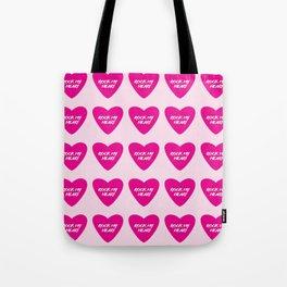 Rock My Heart Tote Bag