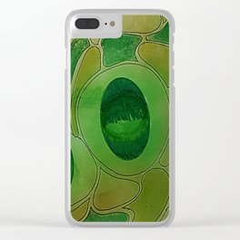RAMSES 29 Clear iPhone Case