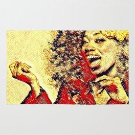 Ebony Joy Rug