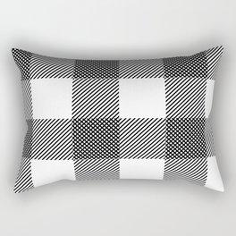 DigiPlaid Rectangular Pillow