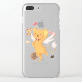 Konyonyochiwa!!! Clear iPhone Case
