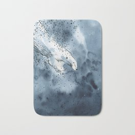Polar plunge Bath Mat