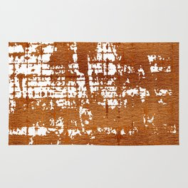 Bronze Abstract V Rug