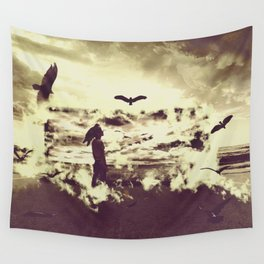 If Only It Was A Dream Wall Tapestry