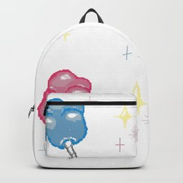 Cotton Candy Clouds Backpack