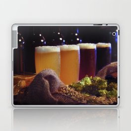 Beer Tasting 101 home brew Laptop & iPad Skin