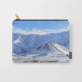 Beautiful Winter Season Landscape Carry-All Pouch