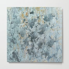 Abstract painting 100 Metal Print
