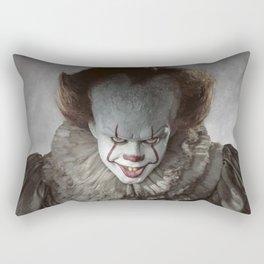 Pennywise The Clown Rectangular Pillow