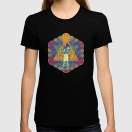 Sacred Geometry Thoth Mandala II T-shirt