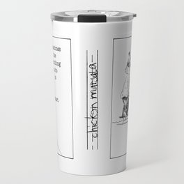 sometimes the best thing to do is start Travel Mug