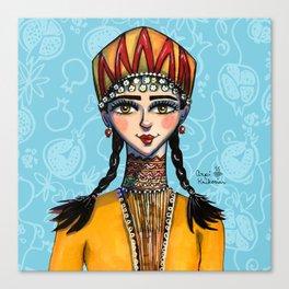 Nareh Canvas Print