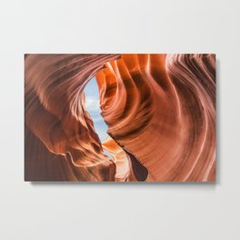Natural shape Metal Print