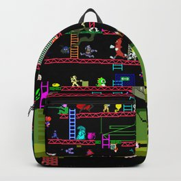 50 Classic Video Games Backpack