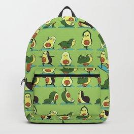 Avocado Yoga Backpack
