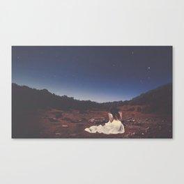 Infinite universe Canvas Print