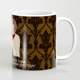 The Six Thatchers - Molly Hooper Coffee Mug