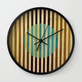 """Sentered"" Wall Clock"