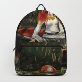 The Lady of Shalott 2017 Backpack