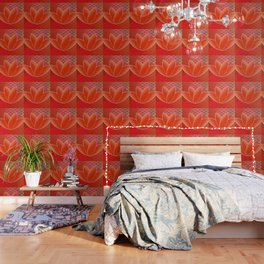 3006 Pattern by bloody mary ... Wallpaper