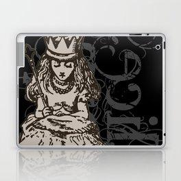Alice as Queen Laptop & iPad Skin