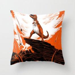 OH NOAAARR Throw Pillow