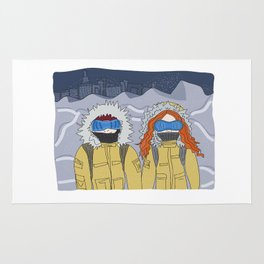 the day after tomorrow Rug