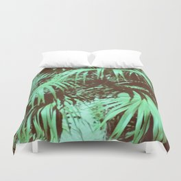 Trees of Paradice Duvet Cover