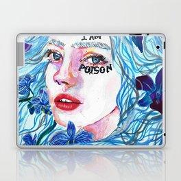 I AM POISON Laptop & iPad Skin