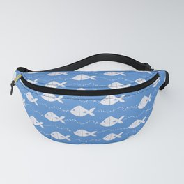 Happy Fishes Fanny Pack