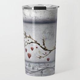 Der alte Liebesbaum  Travel Mug