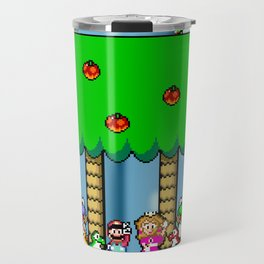 Super Mario World Travel Mug